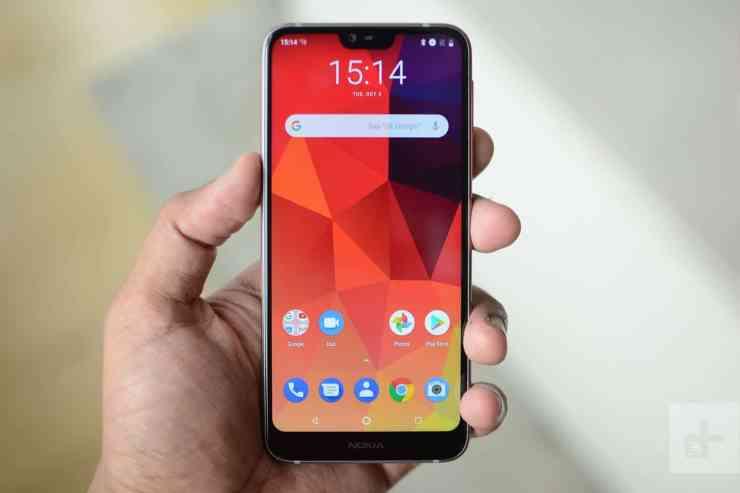 Layar HDR Milik Nokia 7.1 Lebih Baik Daripada iPhone 2018