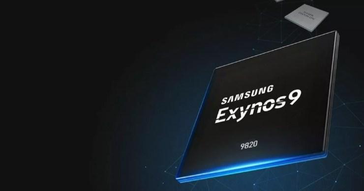 Samsung Akhirnya Meluncurkan Prosesor Terbaru Exynos 9820
