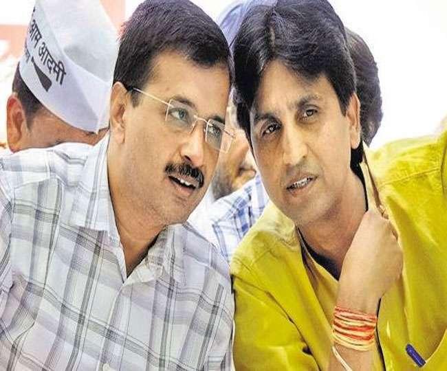 AAP की राष्ट्रीय परिषद की बैठक शुरू, कुमार विश्वास पर रहेंगी सबकी निगाहें