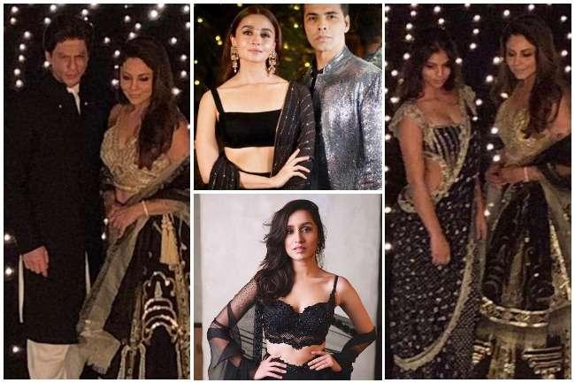 Inside Pics: शाह रुख़ ख़ान की दिवाली पार्टी में ट्रेडिश्नल लिबास में सजे-धजे सितारों का जलवा