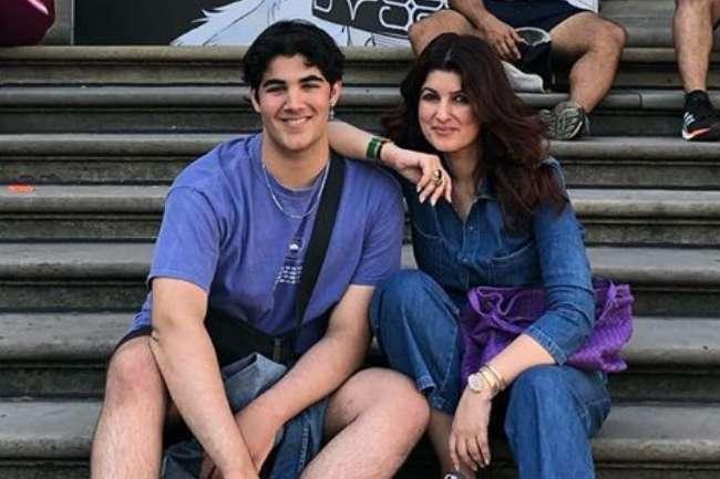 Akshay Kumar के बेटे Aarav को लगे इस नये शौक़ से मॉम Twinkle Khanna भी Shocked!