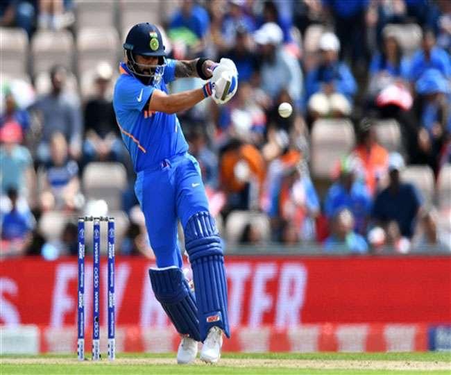 विराट कोहली ने रचा इतिहास, ये मुकाम हासिल करने वाले दुनिया के पहले बल्लेबाज बने