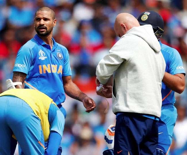 ICC World Cup 2019: चोटिल शिखर धवन की जगह ये युवा खिलाड़ी हो सकता है टीम इंडिया में शामिल