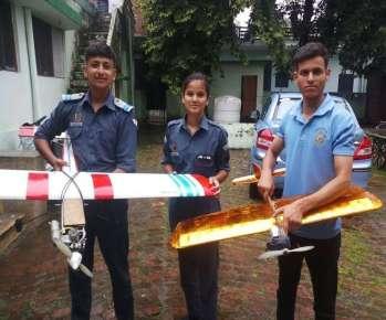 आंगनबाड़ी वर्कर का बेटा 15 अगस्त को हल्द्वानी में उड़ाएगा एयरक्राफ्ट NAINITAL NEWS