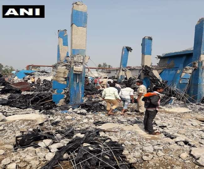कर्नाटकः शुगर फैक्ट्री में बॉयलर फटने से छह की मौत, पांच घायल