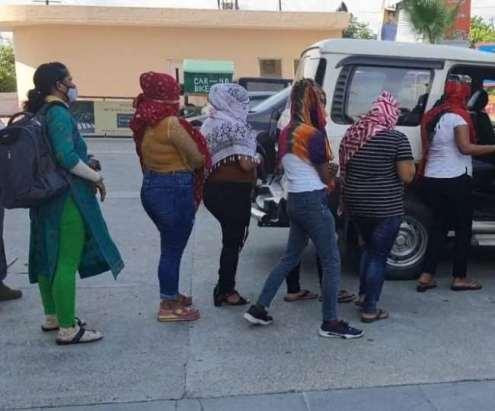 रुद्रपुर में स्पा सेंटर की आड़ में चल रहा था देह व्यापार का धंधा, छह युवतियों समेत सात लोग गिरफ्तार