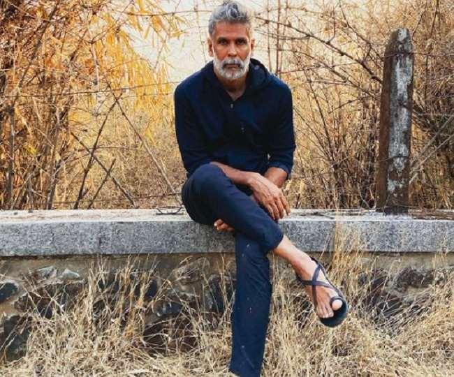 बॉलीवुड अभिनेता मिलिंद सोमन , Instagram: milindrunning