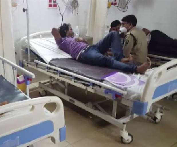 Visakhapatnam Gas Leak: दवा कंपनी में गैस लीक से 2 लोगों की मौत, 4 अस्पताल में भर्ती