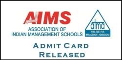 ATMA Admit Card 2019