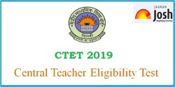 CTET 2019 Application date extended