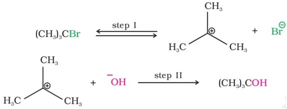 SN1 Reaction Mechanism: Important Name Reactions in Organic Chemistry