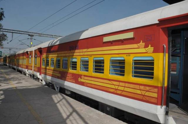 Image result for Ministry of Railways dedicated Antyodaya Express to the nation