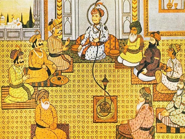 Navratnas of Akbar