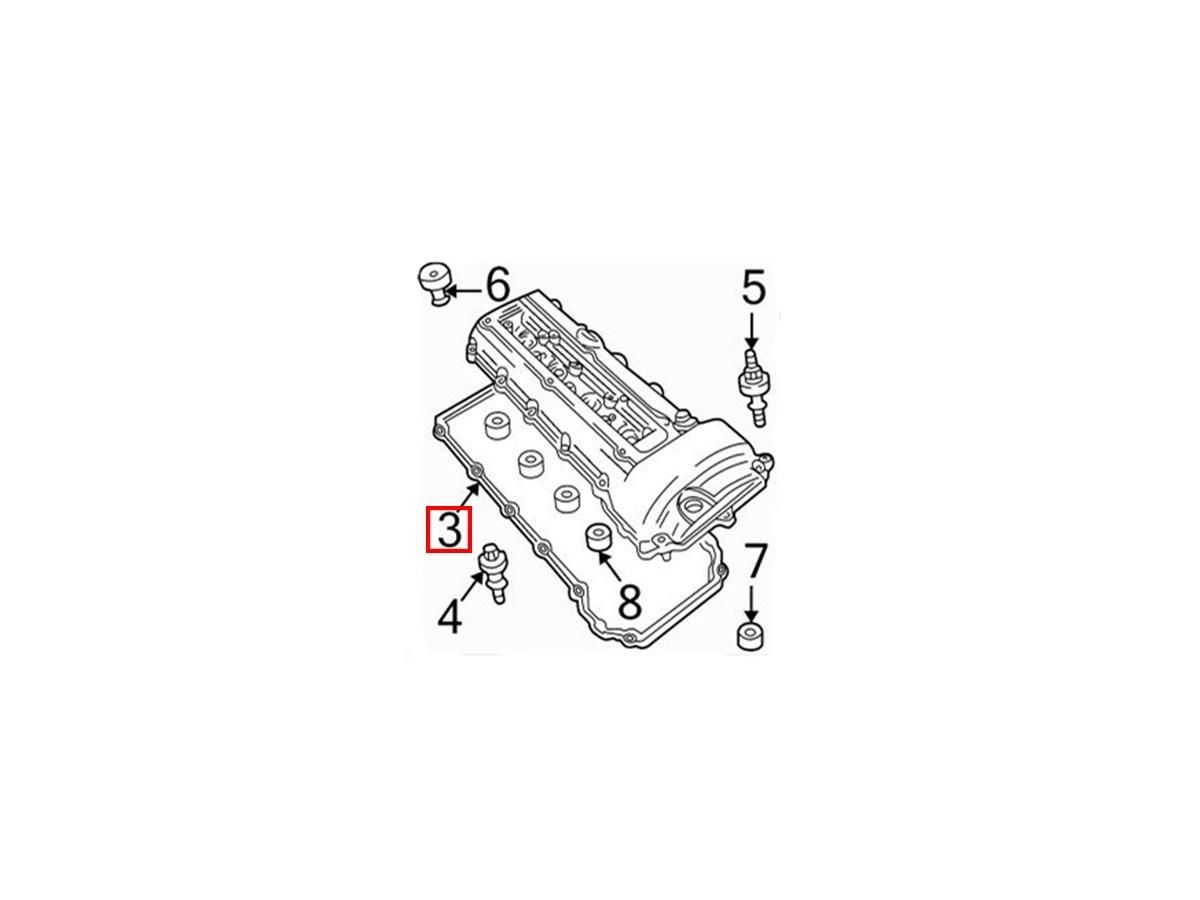 Kit De Distribution Complet Joints Jaguar Xk8 Et Xkr