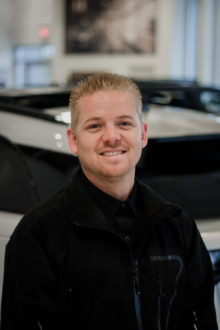 Tyler Patton - Parts Advisor