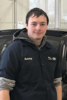 Zach Froese - Sales Lot Attendant