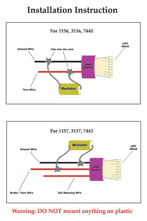 Led Turn Signal Wiring Diagram Wiring Diagram – Led Turn Signal Lights Wiring Diagram
