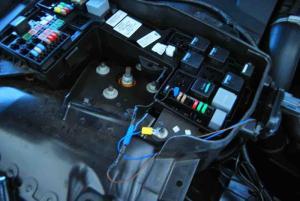 12 volt supply for drl lights jaguar xf  Jaguar Forums  Jaguar Enthusiasts Forum