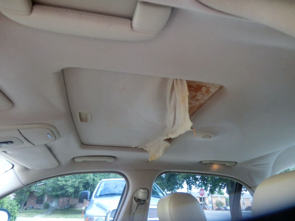Sunroof Shade Interior Trim Removal Jaguar Forums