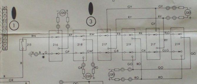 window switch wiring diagram problem  jaguar forums