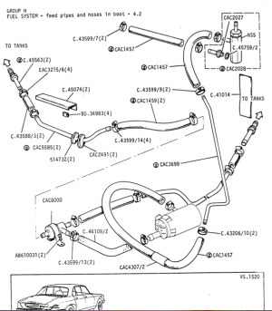 1980 Mgb Fuse Box  Auto Electrical Wiring Diagram