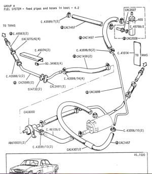 1980 Mgb Fuse Box  Auto Electrical Wiring Diagram