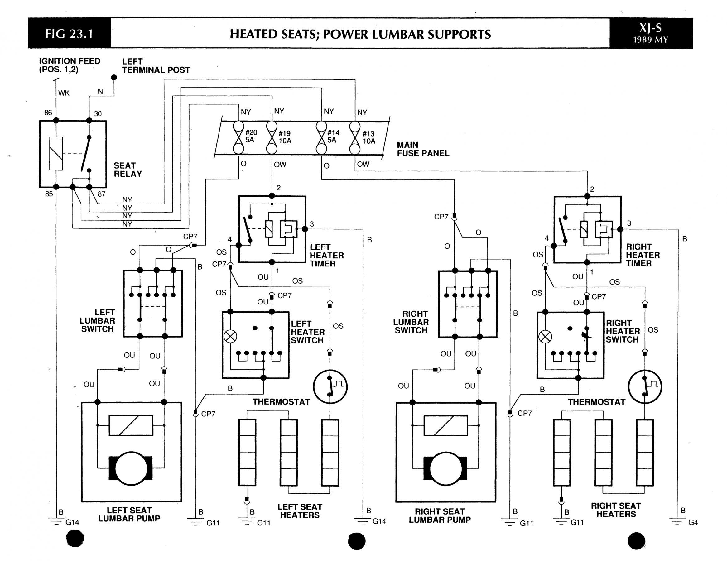 2005 Silverado Heated Seat Wiring Diagram - Wiring Diagrams List on