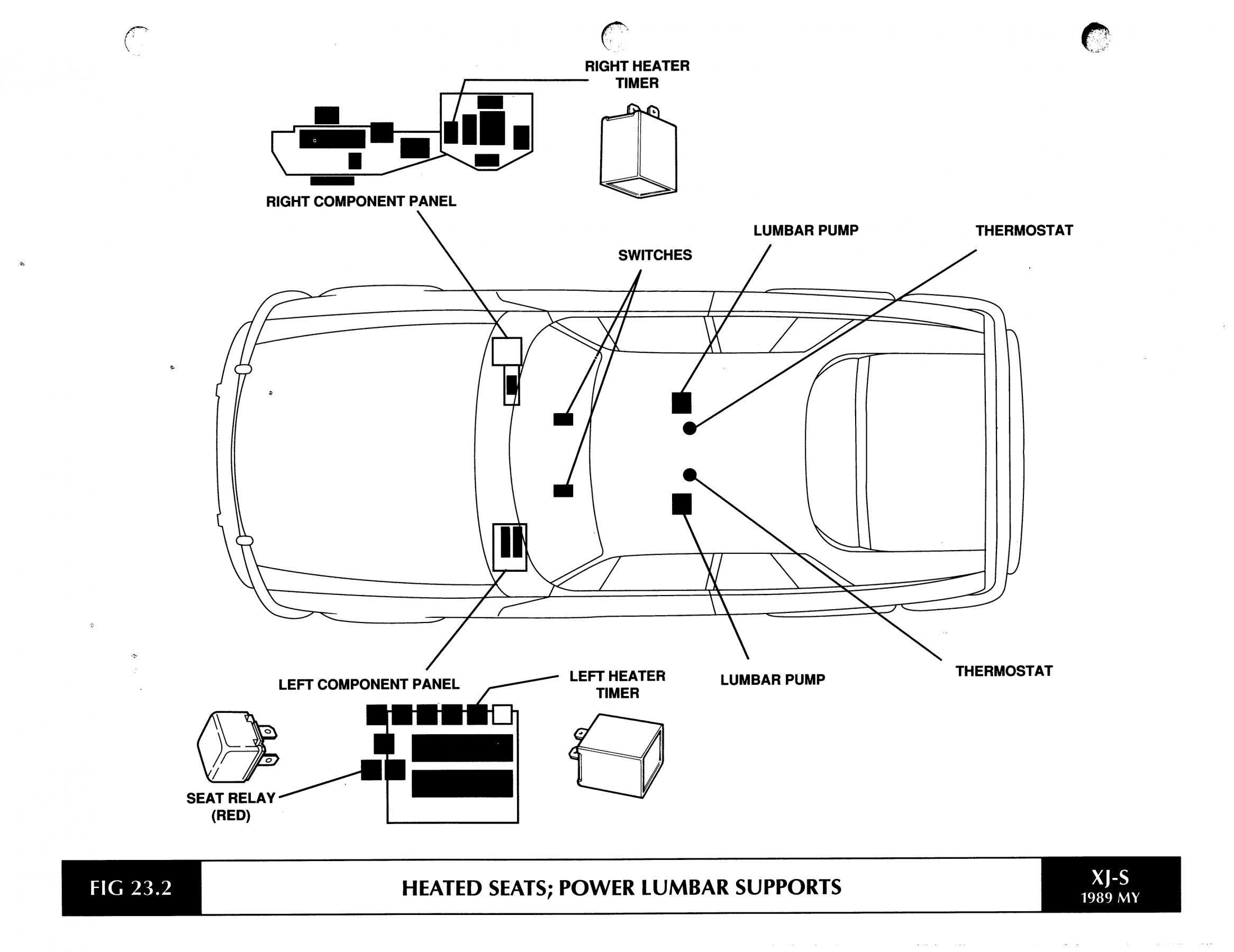 Xjs Seat Wiring Help