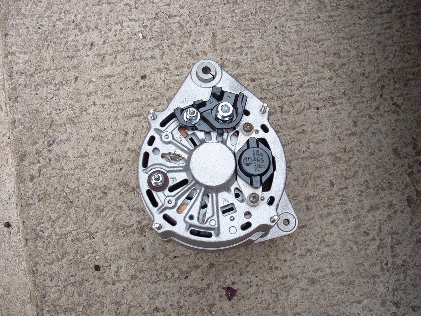 Xjs Bosch Alternator Wiring Please Help