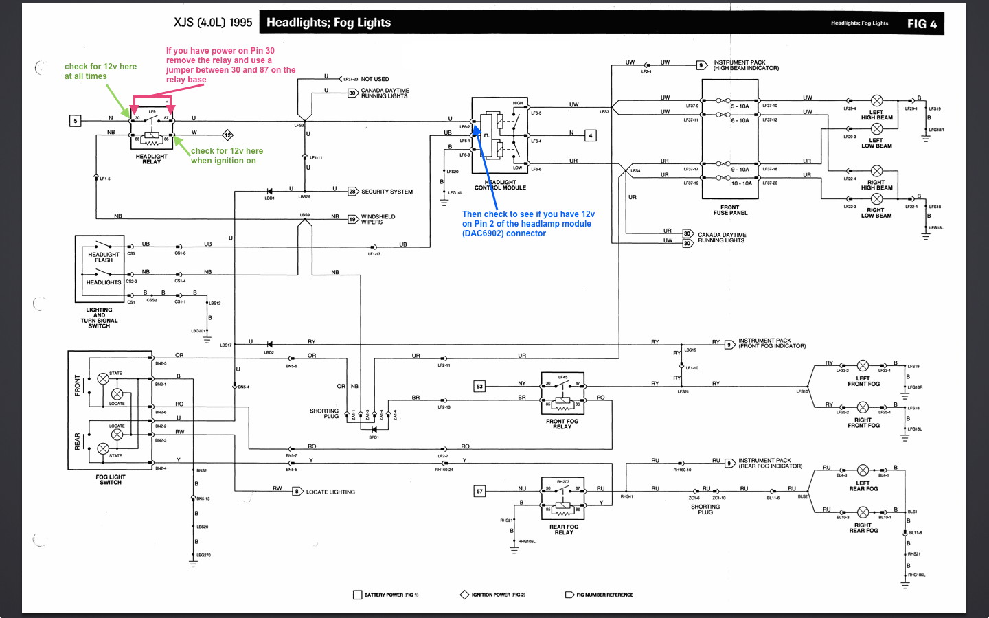 Fuse Box Jaguar X Type Electrical Wiring Diagrams Engine Compartment Diagram 2003 Hood