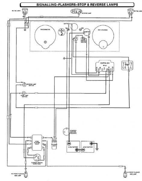 Diagram Jaguar xk 150 wiring diagram Elektriskt ... on