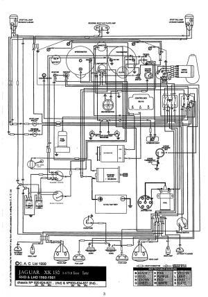 Info needed for XK150 early, alternator &  earth