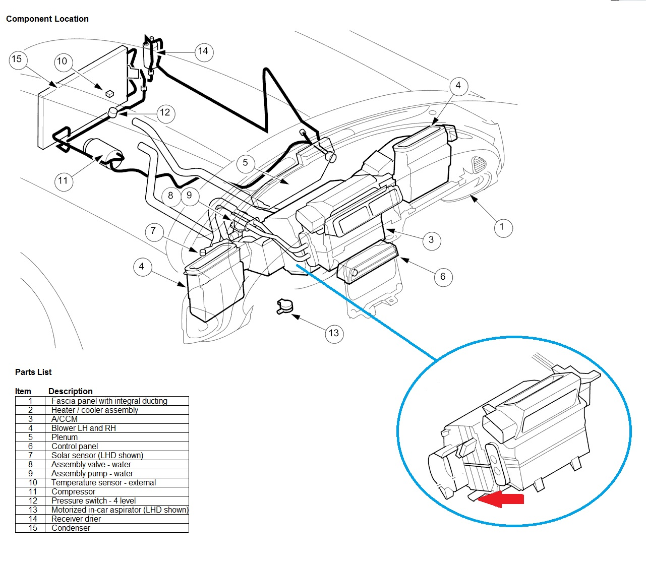 Jaguar X Type Ac Recharge