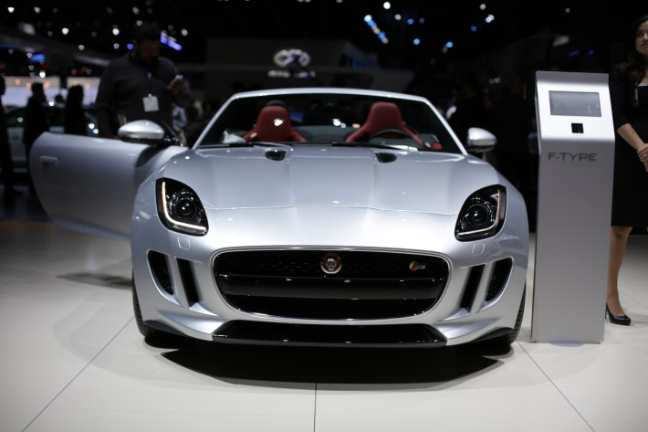 Jaguar at LA Auto Show (4)