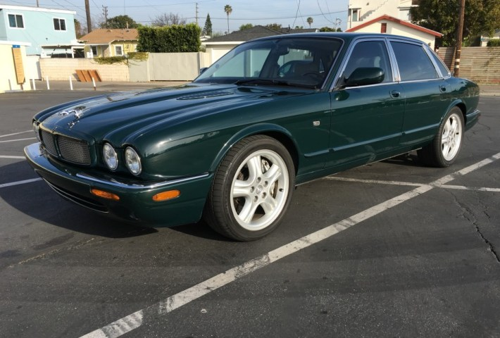 adam carolla 1999 Jaguar XJR