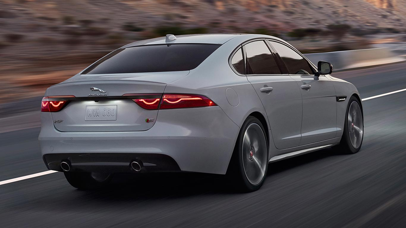 Jaguar Xe Xf And F Pace Models Get Important Updates For 2018