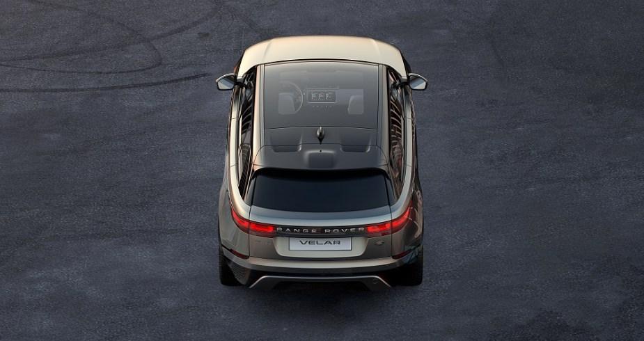 jaguarforums.com Range Rover Velar Land Rover SUV Velar all new model New York auto show
