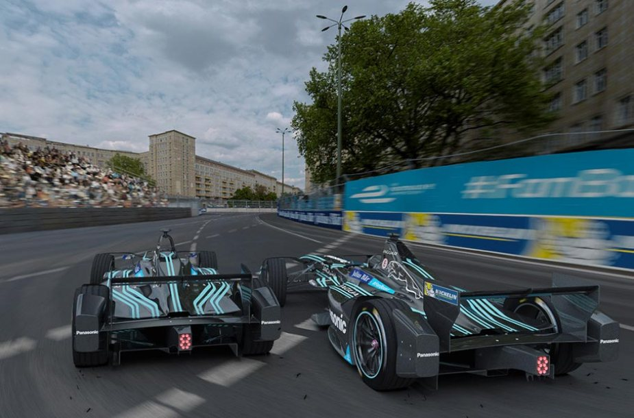 Jaguarforums.com Panasonic Jaguar Racing Formula E ePrix Paris