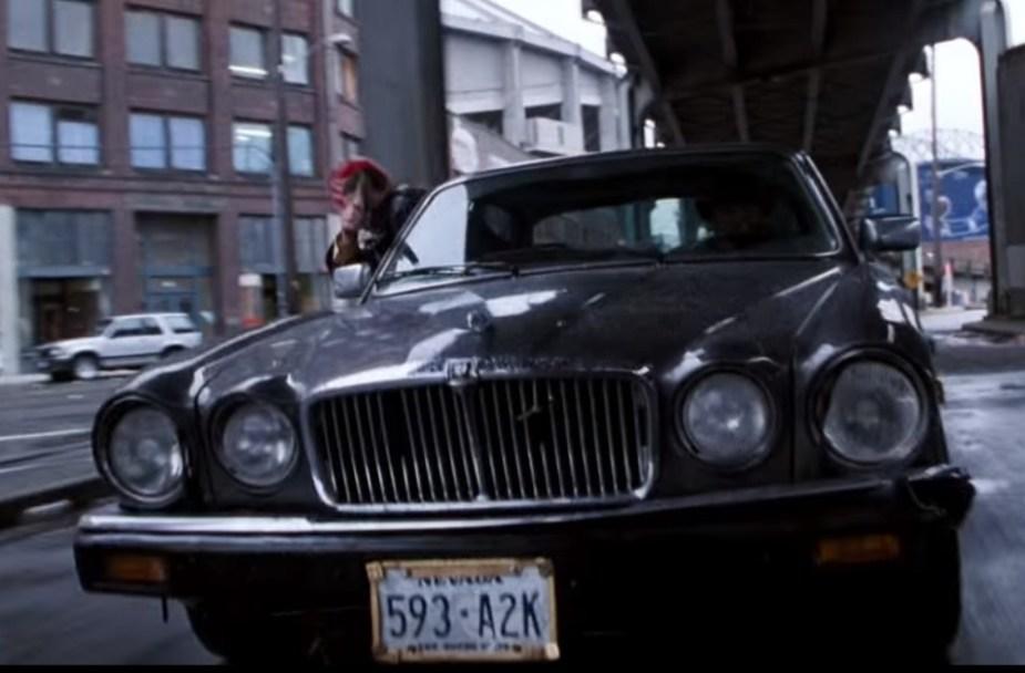 Jaguar Chase Scene — Get Carter