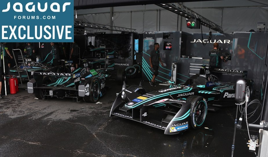 Jaguarforums.com Jaguarforums Jaguar Formula E Panasonic-Jaguar Racing Brooklyn Race New York City