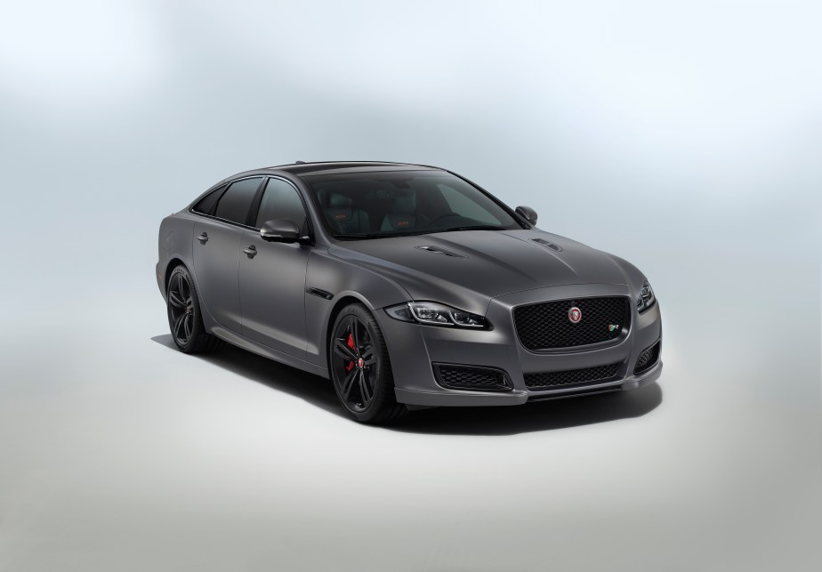 Jaguarforums.com 2018 Jaguar XJR575 Super Sedan XJ XJR news