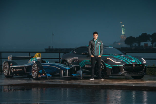 Jaguarforums.com Panasonic Jaguar Racing Formula E NYC New York Race