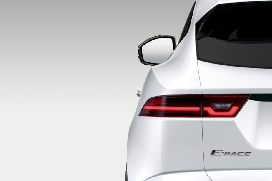 Jaguar E-Pace Promo