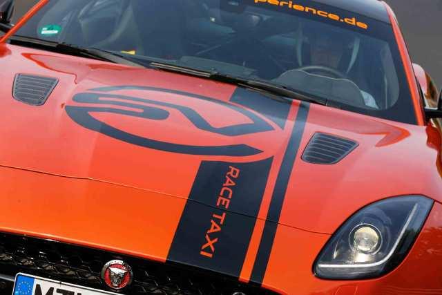 Jaguarforums.com Jaguar Driver F-TYPE Nurburgring Hot Lap
