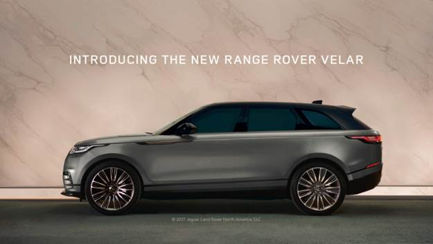 jaguarforums.com 2018 Range Rover Velar