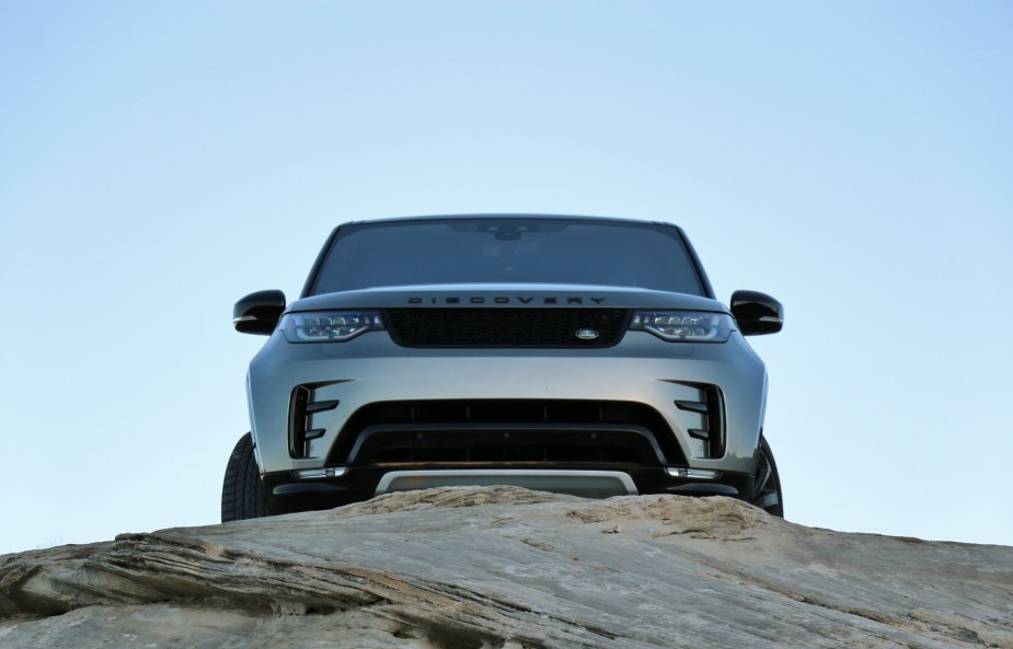 jaguarforums.com 2018 Land Rover Discovery Updates
