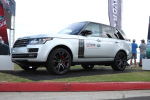 JaguarForums.com Land Rover Range Rover Td6 Extreme Sailing Series San Diego Land Rover BAR