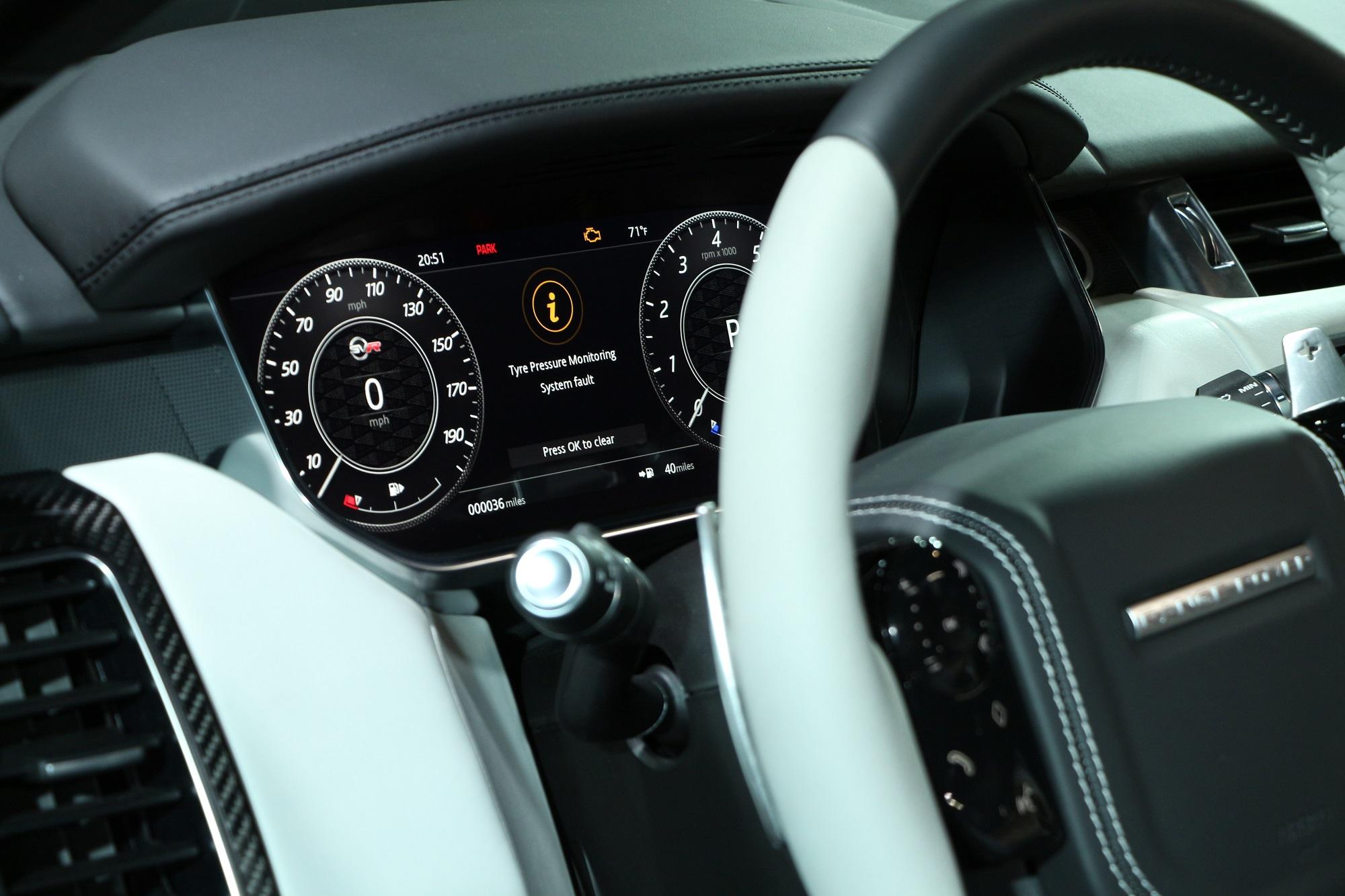 Jaguarforums.com Land Rover Range Rover SVR Sport SVX SVAutobiography LA L.A. Los Angeles Auto Show 2017 2018 Discovery Evoque Velar