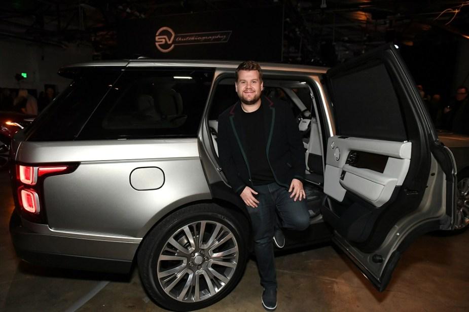 Jaguar Land Rover SVO at 2017 L.A. Auto Show