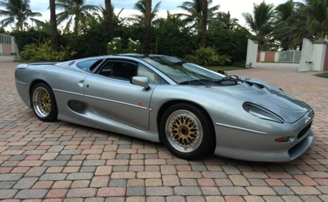 jaguarforums.com TWR Jaguar XJ220 S race car Tom Walkinshaw Racing